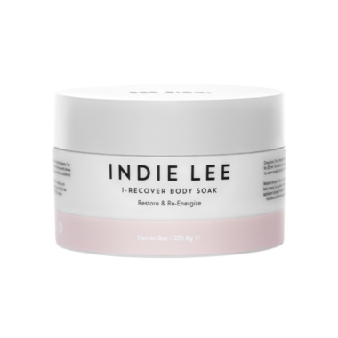 indie lee, best detox bath salts