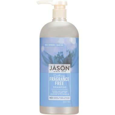 jason, best fragrance free shampoos