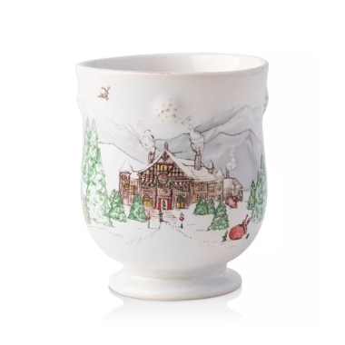 Juliska Berry & Thread North Pole Scented christmas Candle