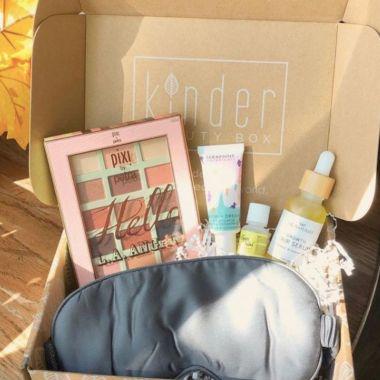 kinder beauty, best makeup subscription boxes