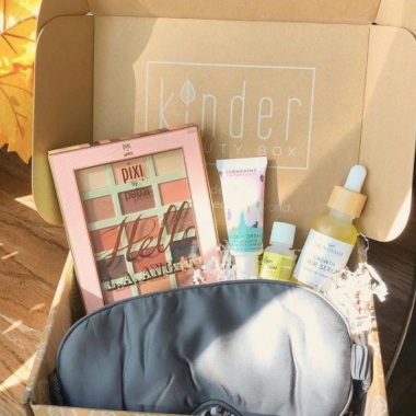 kinder beauty, best skin care subscription box