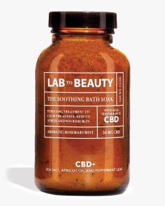 lab to beauty, best cbd bath bombs