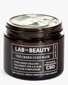 lab to beauty, best cbd face masks