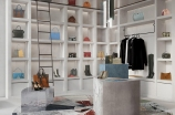 Lampoo boutique in Milan