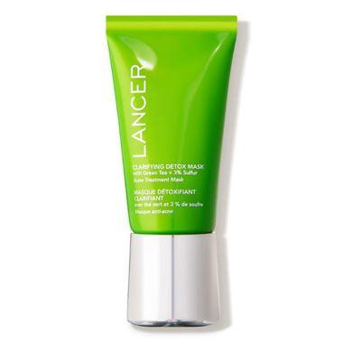 lancer skincare, best detox masks