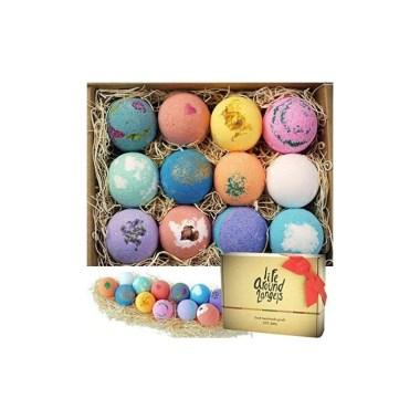 LifeAround2Angels, best Bath Bombs Gift Set