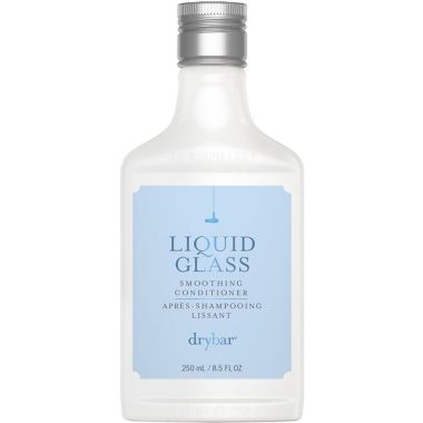 liquid glass smoothing conditioner, best drybar products