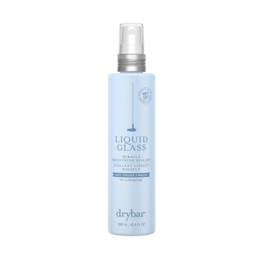 liquid glass smoothing sealant, best drybar hair products