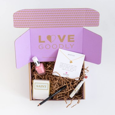 love goodly, best skin care subscription boxes