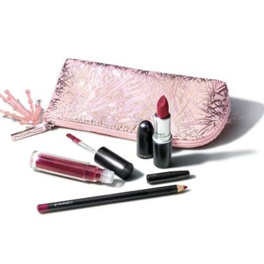 mac cosmetics holiday firework gift set