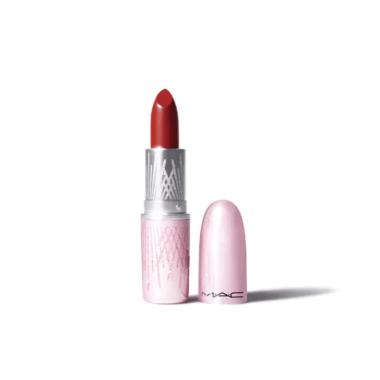 mac cosmetics holiday firework holiday lipstick