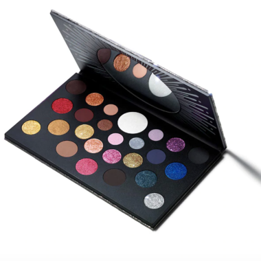 mac cosmetics holiday grand spectacle eye palette