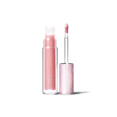 mac cosmetics holiday frosted firework lipglass