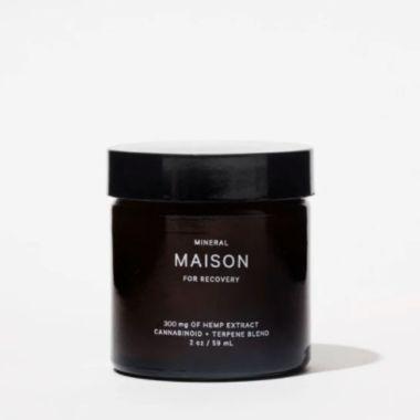 maison, best cbd massage lotion