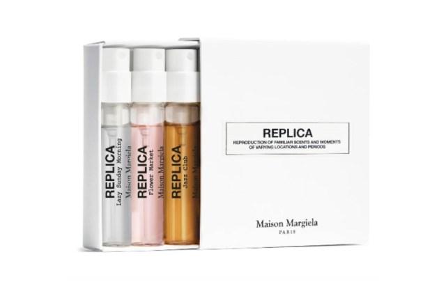 maison margiela replica perfume sample set