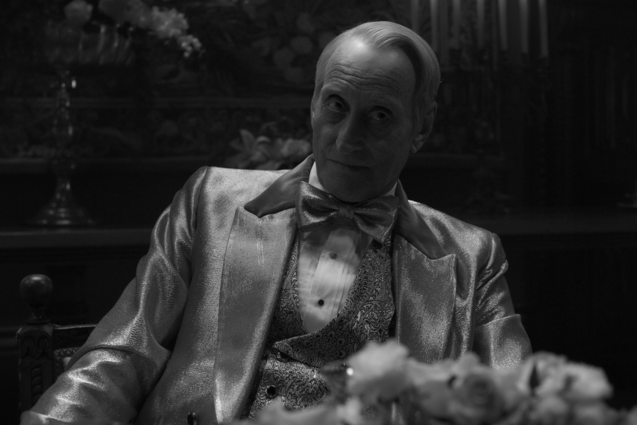 MANK (2020)Charles Dance as William Randolph Hearst.