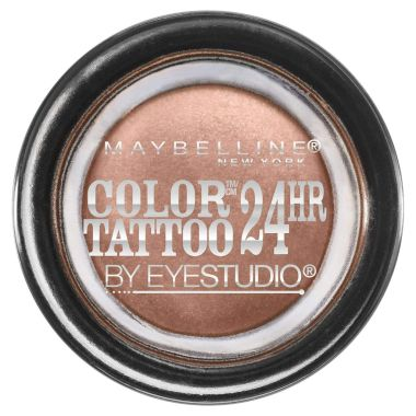 maybelline color tattoo cream eyeshadow