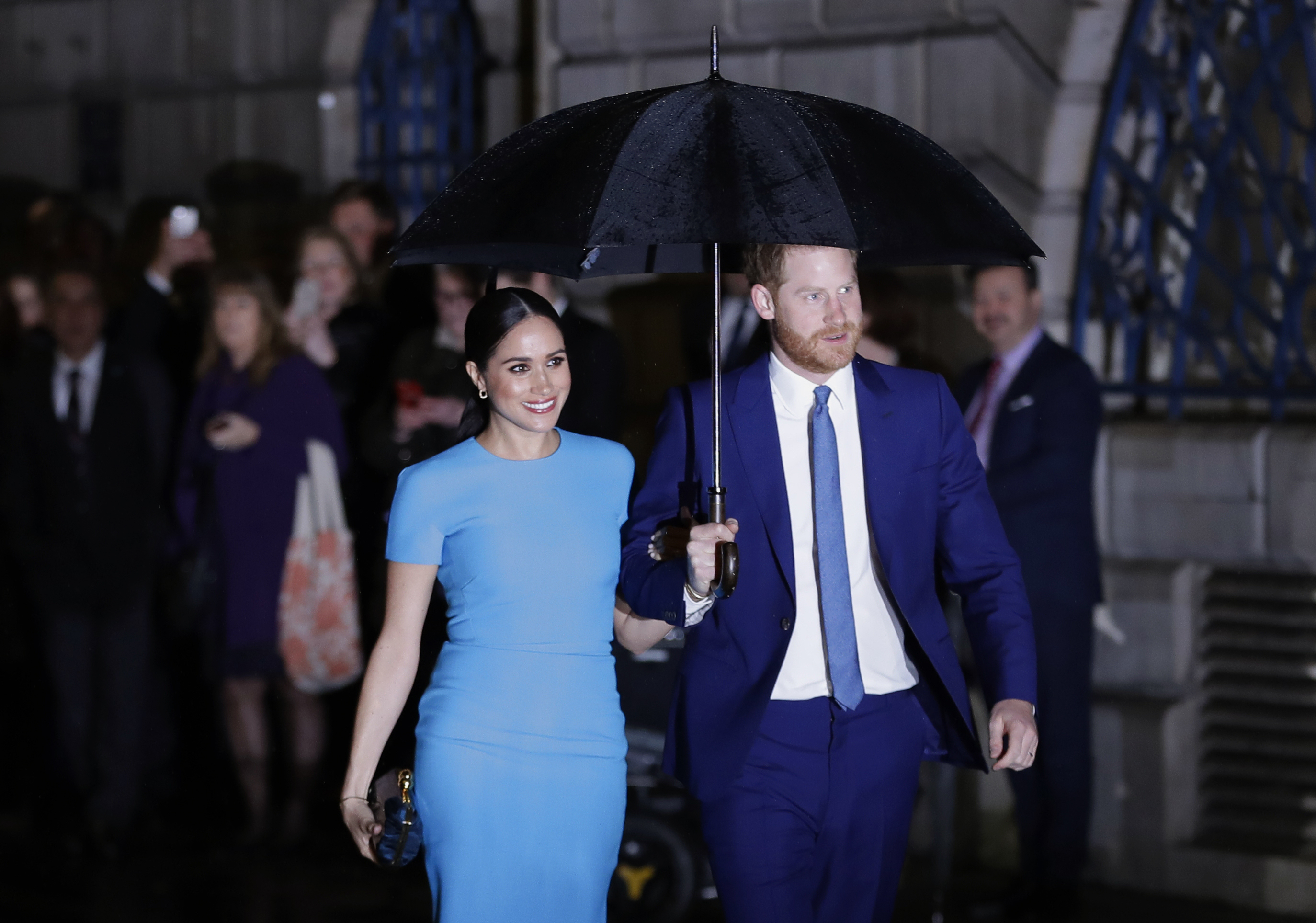 Meghan Markle, Prince Harry: First Year After Stepping Down from Royal Family