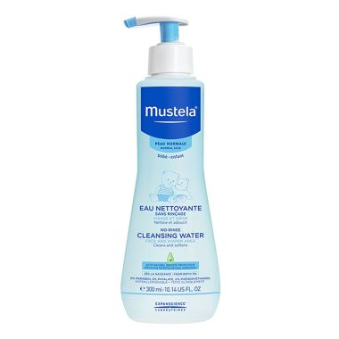mustela, best baby bath products