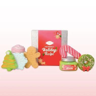 nectar bath treats, best bath bomb gift set
