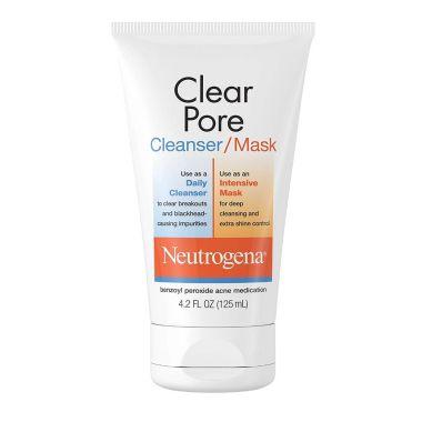 neutrogena, best blackhead remover masks