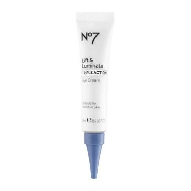 no7 lift and luminate eye cream