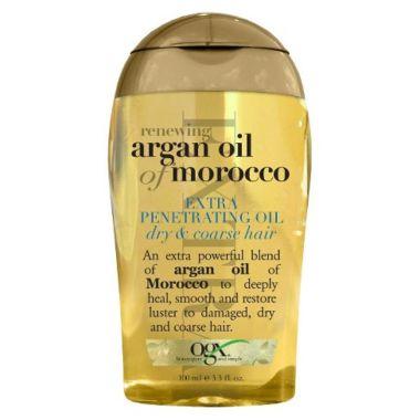 ogx, meilleurs produits capillaires à l'huile d'argan