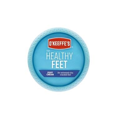 O'Keeffe's Healthy Feet Foot Cream, best foot creams for dry feet & cracked heels