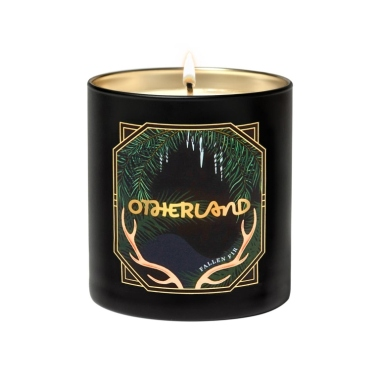 otherland fallen fir christmas tree scented candle