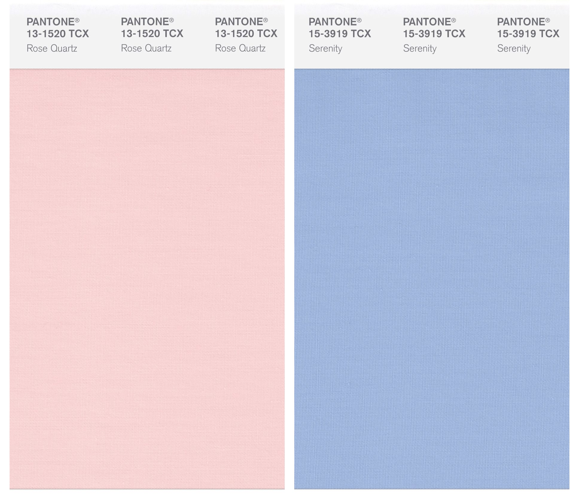 Photos: Pantone Colors of the Year Since 2000