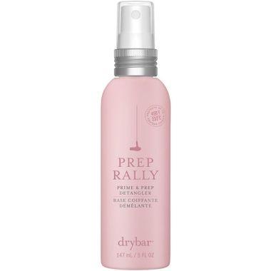 prep rally prime and prep detangler, best drybar hair products