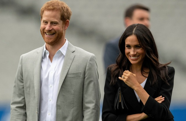 Meghan Markle, Prince Harry Sign Multiyear Deal With Spotify