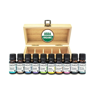 Pura D'Or Perfect 10 Essential Oil