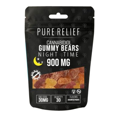 pure relief, best cbd gummies for Sleep