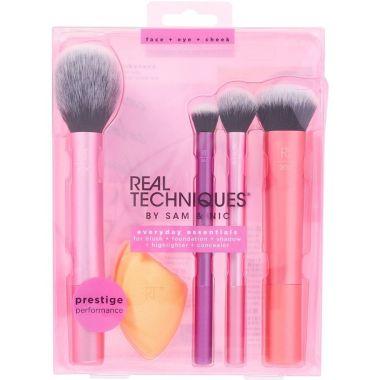 real techniques, best makeup brush set