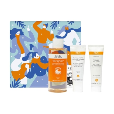 ren clean skincare set