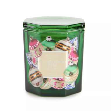 ScentWorx O'Christmas Tree candle