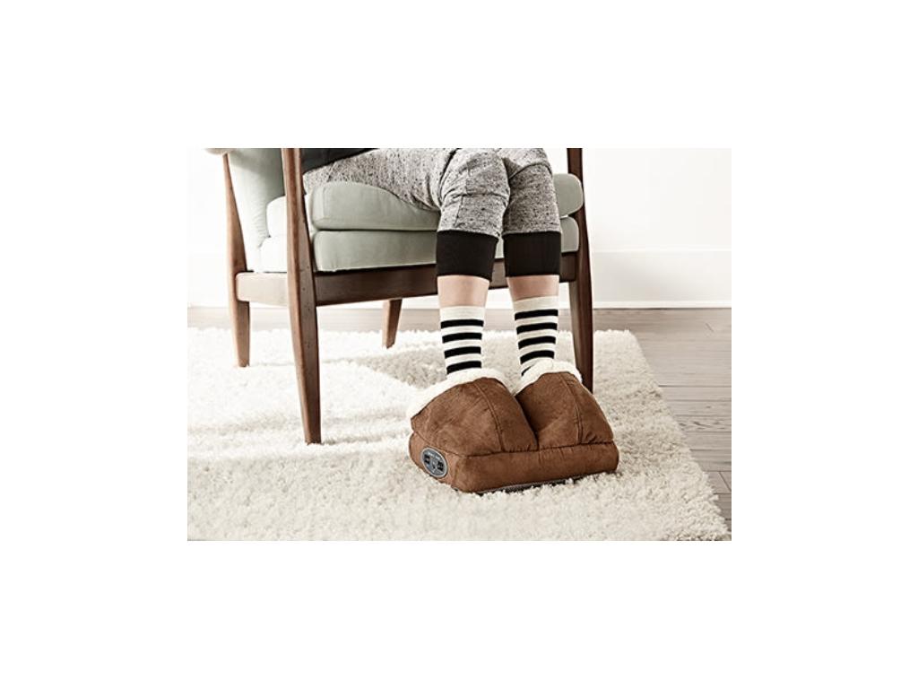 sharper image, best foot warmers