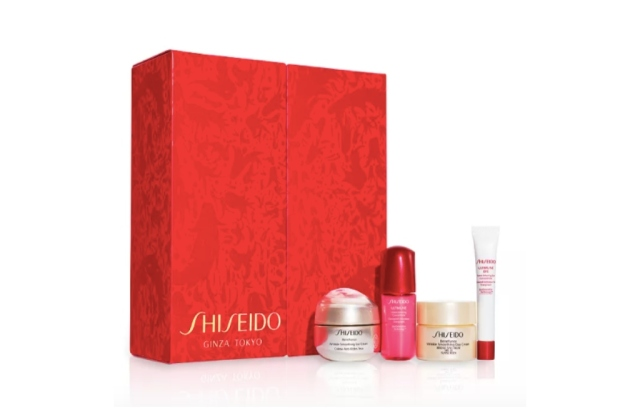 Shiseido skin-care set