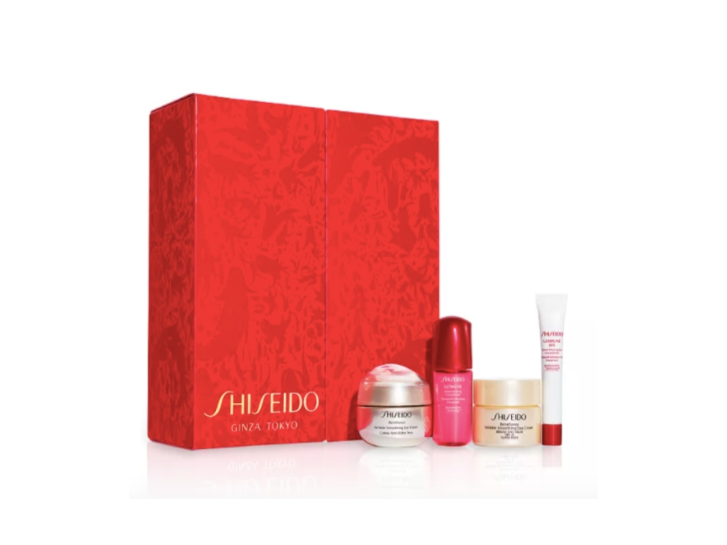 Shiseido skin-care set