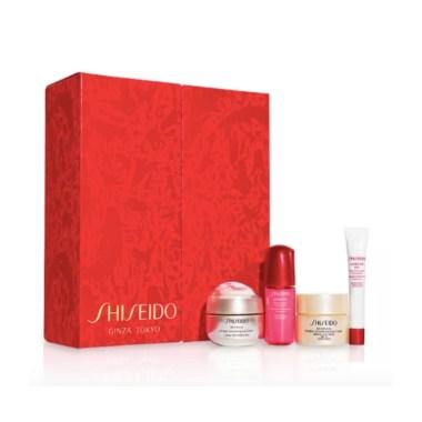 shiseido skin care set
