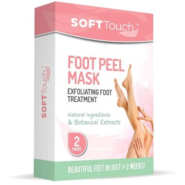 soft touch, best foot peel masks