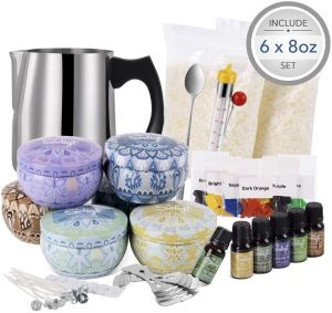 soligt, best candle making kits