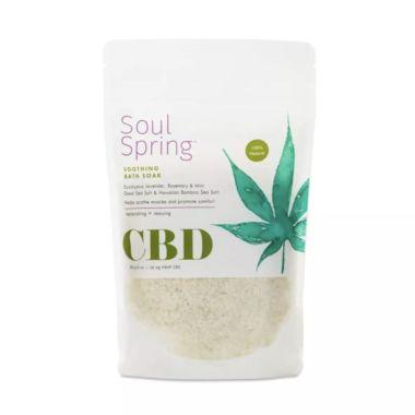 soulspring, best cbd bath bombs