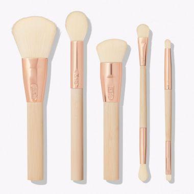 tarte, best makeup brush sets