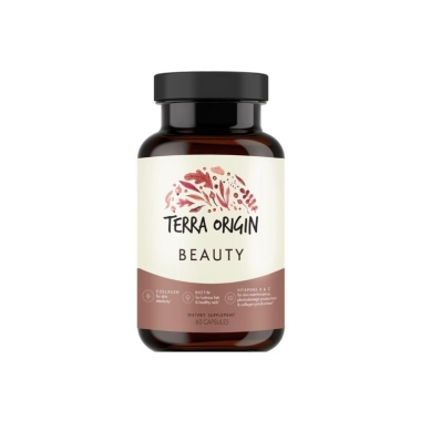 terra origin, best hair nails and skin vitamins