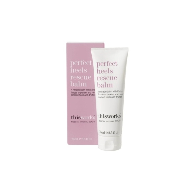this works perfect heels rescue balm, best foot creams for dry feet & cracked heels