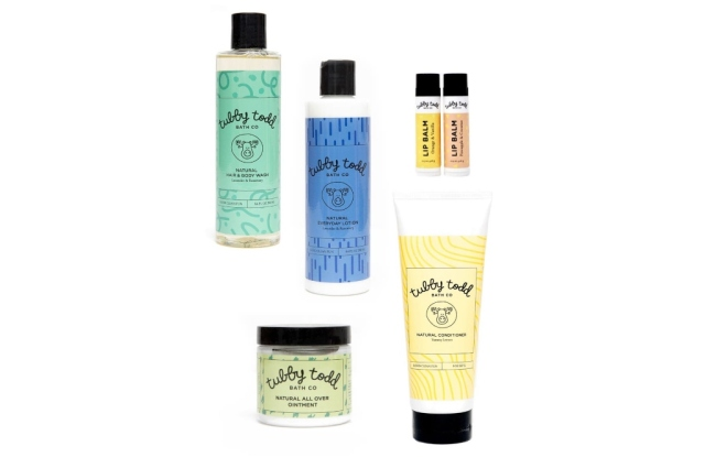 tubby todd, best baby bath products
