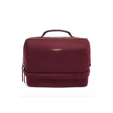 tumi, best large makeup bags