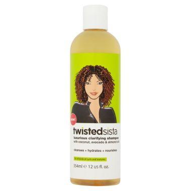 twisted sista, best clarifying shampoos